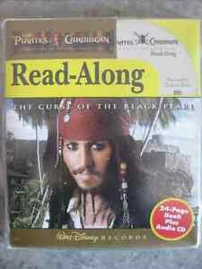 Read-Along Pirates of the Caribbean Kingston Kingston Area image 1