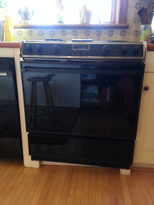 Jenn Air Down Draft Electric Oven