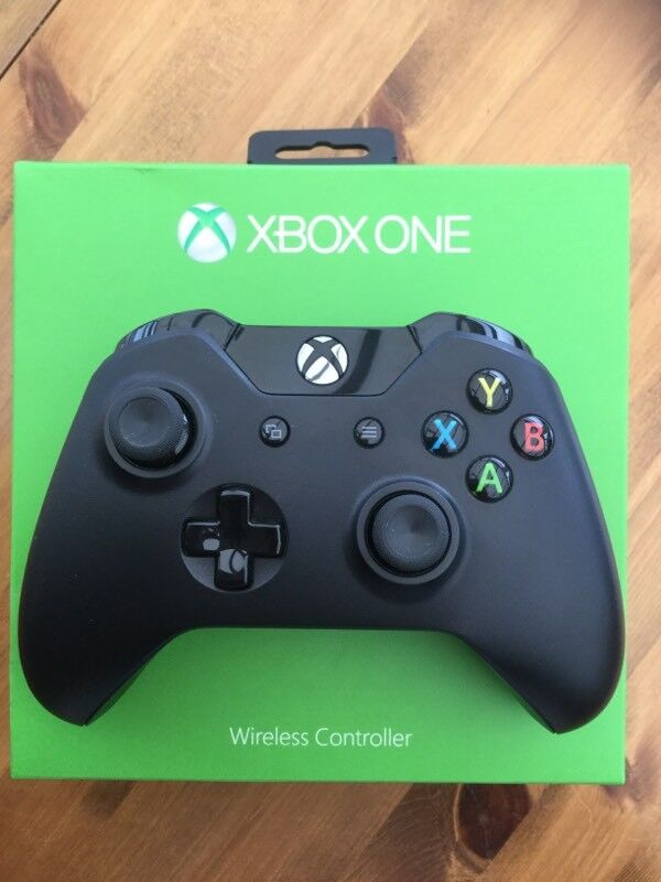 Xbox One Boxed Wireless Controller