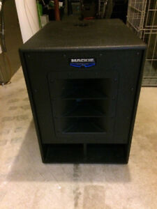 Mackie SWA1501 Active Subwoofer