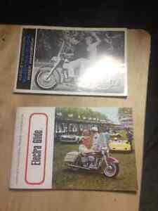 ORIGINAL MOTORCYCLE MANUALS/HANDBOOKS Belleville Belleville Area image 3