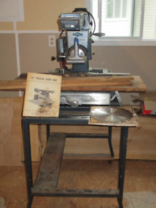 Industrail Radial Arm Saw