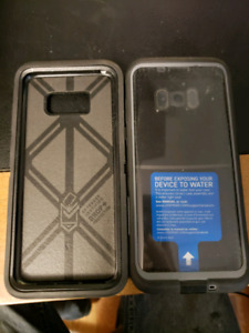 Samsung galaxy s8 plus otterbox and lifeproof