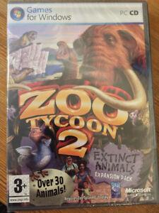 Zoo Tycoon 2 : Animaux Disparus/ Zoo Tycoon 2: Extinct Animals