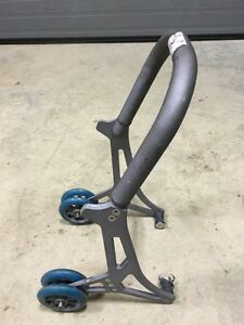BMW front stand used