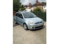 Quick Sale Needed Ford Fiesta 1.4 flame w/ FSH