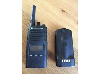 Motorola xt460 pmr radio hand held