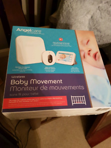 "Brand New, in box Angelcare 4.3"" Baby Monitor (AC417)"