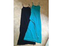 2 size 12 New Look Maternity Maxi Dresses