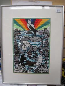 First Nations Tapestry Picture