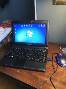 Samsung Netbook N150P $70