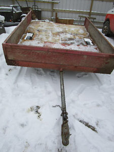 Trailers and parts for sale