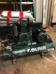 Rolair wheelbarrow compressor