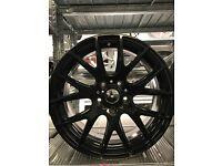 "18"" alloy wheels alloys rims tyre tyres 5x120 BMW tyre tyres bargain"