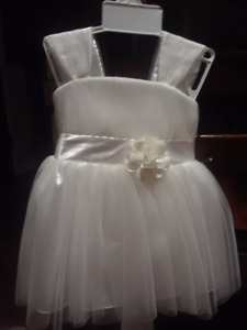 Brand new christening dress 6 months never worn
