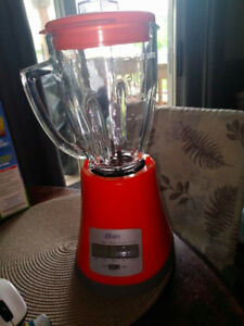 Oster Blender Glass 4 speed