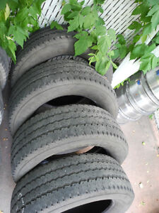 LT285/60R20 Firestone Transforce AT, full set or pair. Nice!