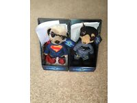 Limited Edition Batman & Superman Meerkats