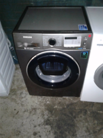 SAMSUNG 9KG ADD WASH ECO BUBBLE WASHING MACHINE