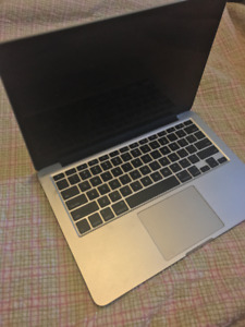 2015 13 INCH MAC BOOK PRO LAPTOP FOR SALE
