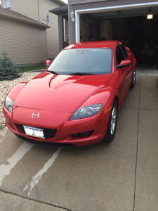2005 Mazda RX-8 - Never Winter Driven