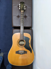 Eko Ranger 6 Acoustic Guitar - Italy - 1981 - Set up low action