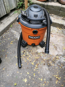 Rigid shop vac $70