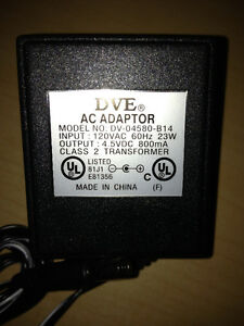 AC DC Adaptors / Transformers / Converters (Ad 2 of 3) Strathcona County Edmonton Area image 4