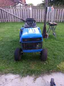 Ford 12 hp riding lawn tractor