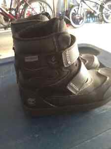 Timberland kids boots like new condition for $50 only