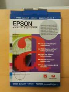 EPSON StylusRIP