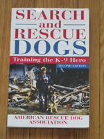 Search and Rescue Dogs Training the K-9 Hero book