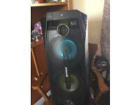 Sony 500w mega speaker