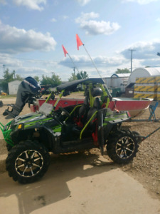 2011 rzr 800s for sale or trade