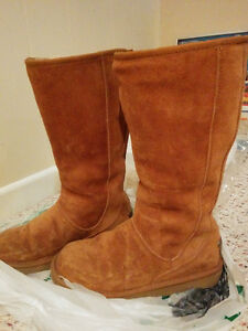 Genuine UGG Chestnut Boots