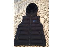 Nike Navy Blue Body Warmer