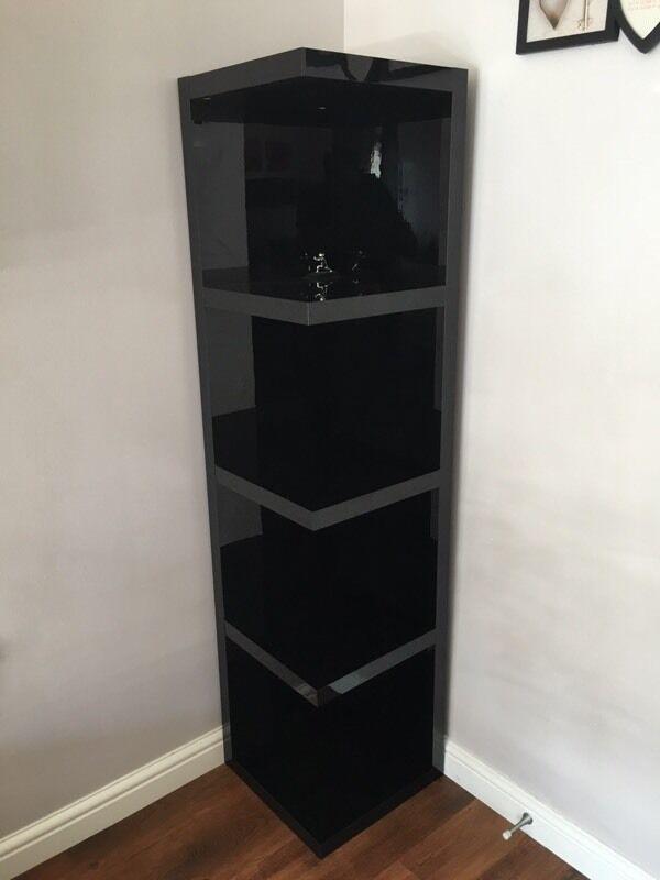 HD wallpapers black living room dresser