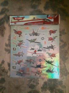 Disney planes stickers
