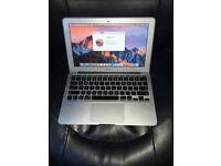 """Apple MacBook Air 11"""" Intel core i5/ 4gb ram/ 128gb ssd"""