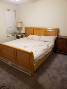 FULLY FURNISHED BEDROOMS JAN 1  ALL BILLS INCLUDED