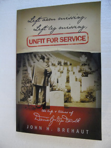UNFIT FOR SERVICE (DANIEL J. MACDONALD)