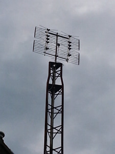 antenna and tower