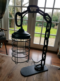 Quirky one off table lamp