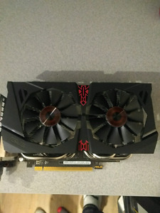 Asus strix gtx960 4Gb