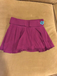 Girls (youth) size 6/7 skort (skirt with shorts underneath)