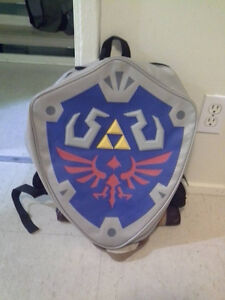Zelda Hyrule shield Backpack