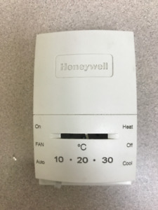 honeywell t834n & white rodgers 1e30 low voltage thermostat