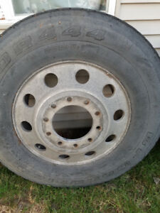 Truck tires for sale!