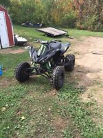 2009 kfx 450r MINT!! Need gone asap or trade for sled.