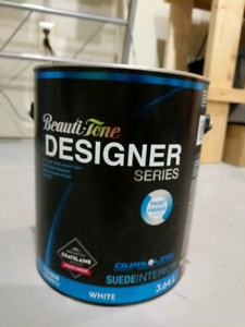 New can of designer series paint